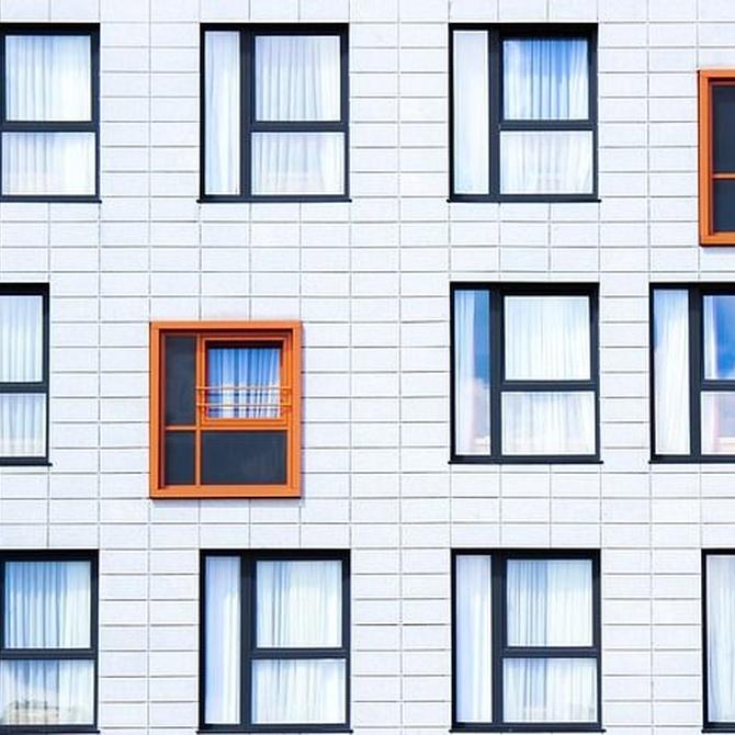 Reseñas históricas de las ventanas y del vidrio