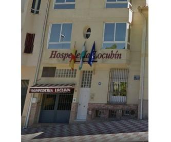 Actividades: Servicios de Hospedería Locubín