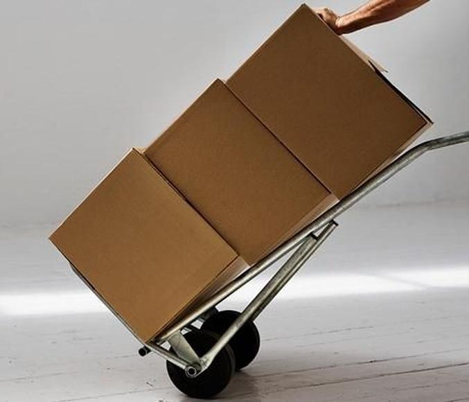 Transporte y ordenación de archivos: Servicios de Mudanzas Jacinto Amor