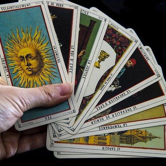 Cómo leer las cartas del tarot