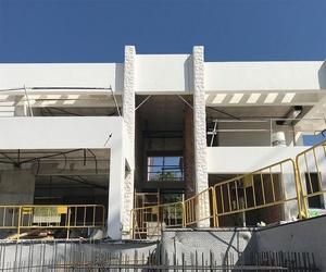 Chalés en construcción en Málaga