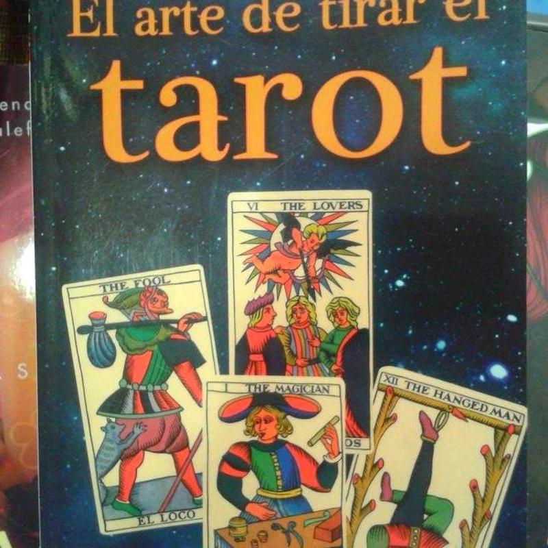 El arte de tirar el Tarot: Cursos y productos de Racó Esoteric Font de mi Salut