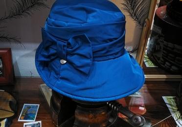 Sombreros lluvia de mujer
