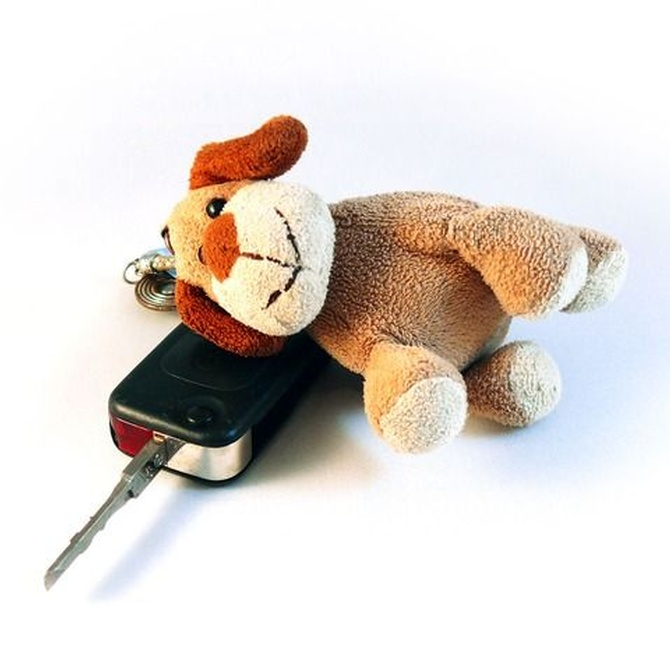 El cuidado de las llaves de tu vehículo