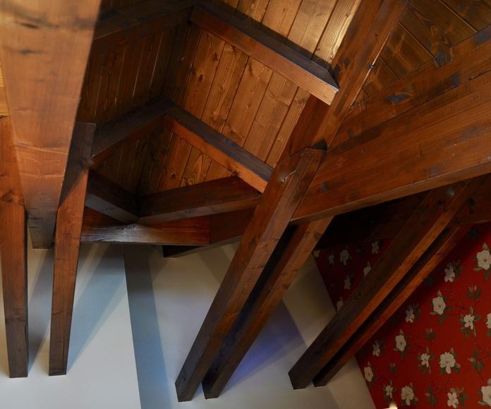techo dormitorio