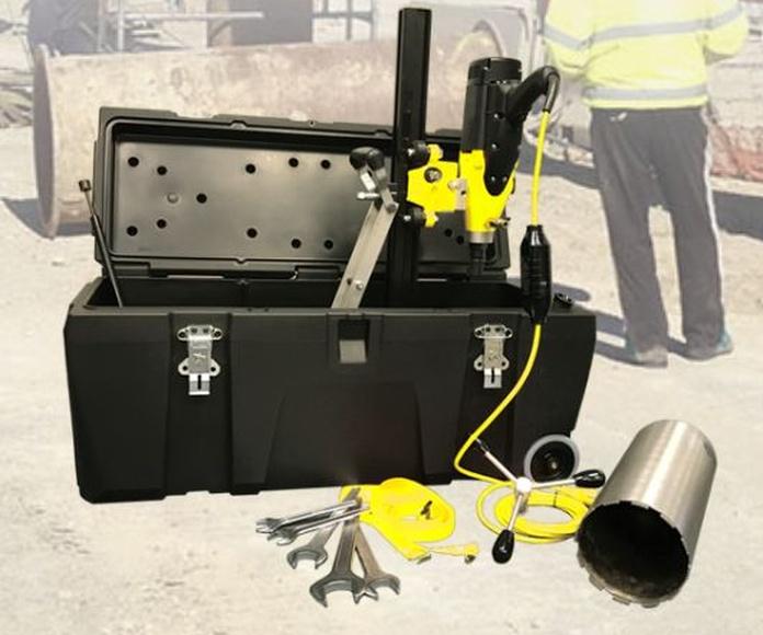 Trolleys por rotomoldeo: Productos y servicios de SBD World Packaging