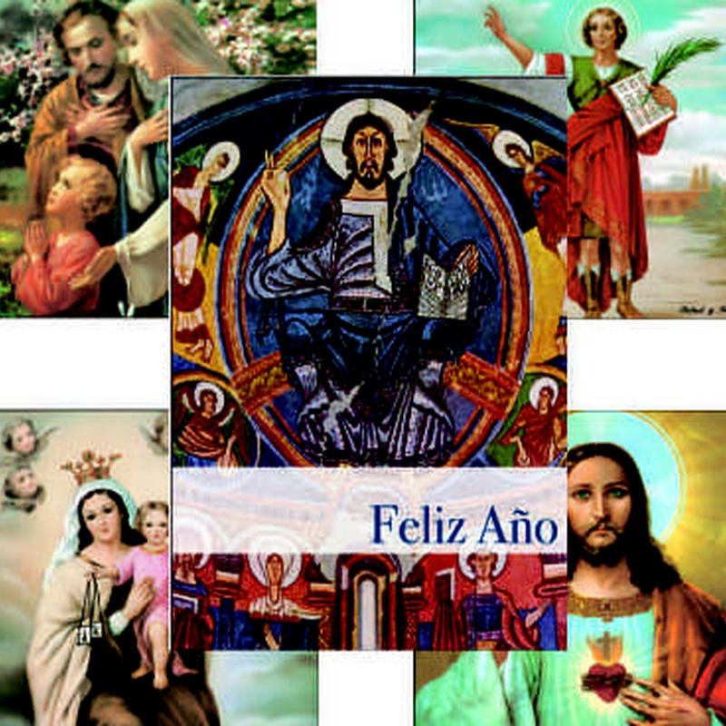 Ref. 239 - Religioso: Nuestros Productos de Gráficas Kalendex