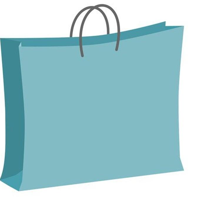 Tipos de asas para las bolsas de papel