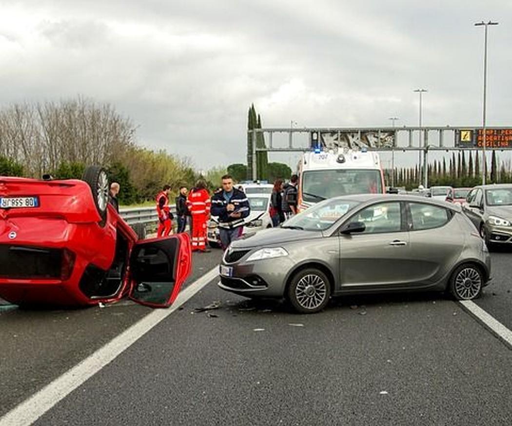 Como salir lo mejor parado posible de un accidente de tráfico