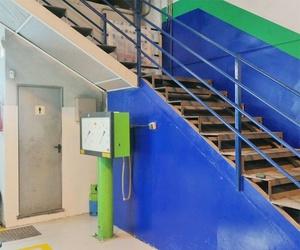 Interior de nuestro taller