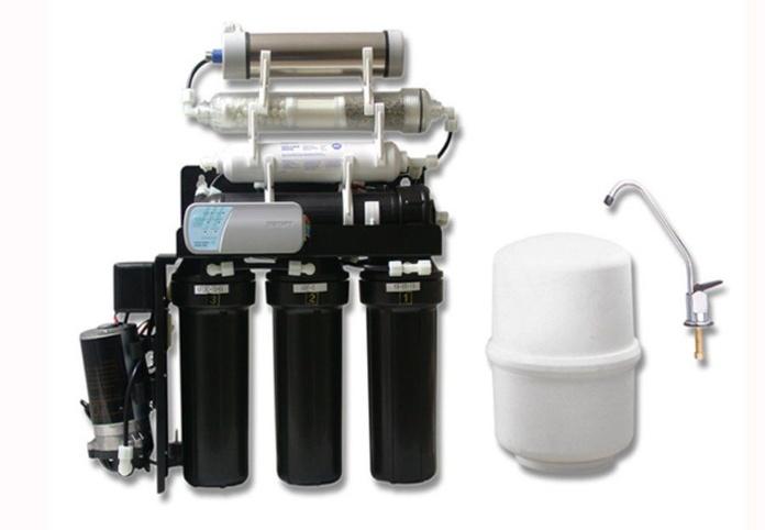 Potabilización de agua: Servicios de High Tek Instalaciones