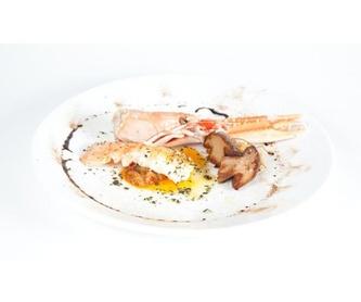 Sopas, cocidos y verduras: Menús y carta  de Restaurante El Caserío