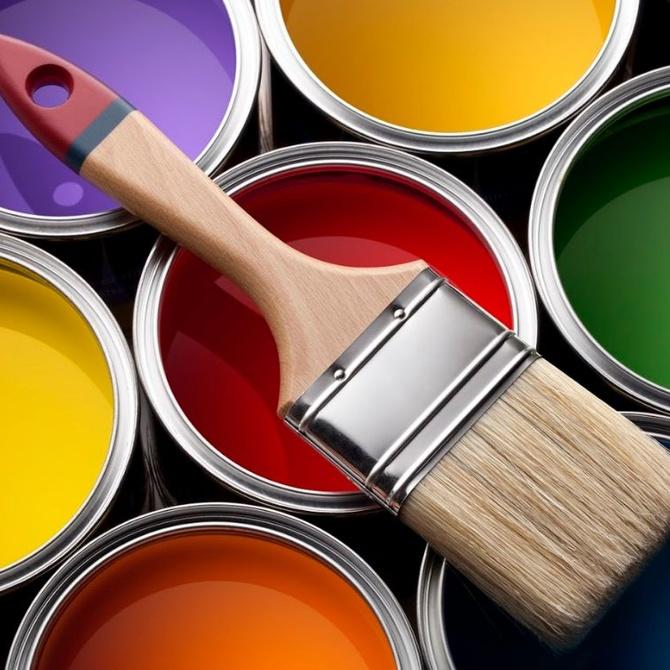 Qué pinturas elegir para el interior de tu hogar