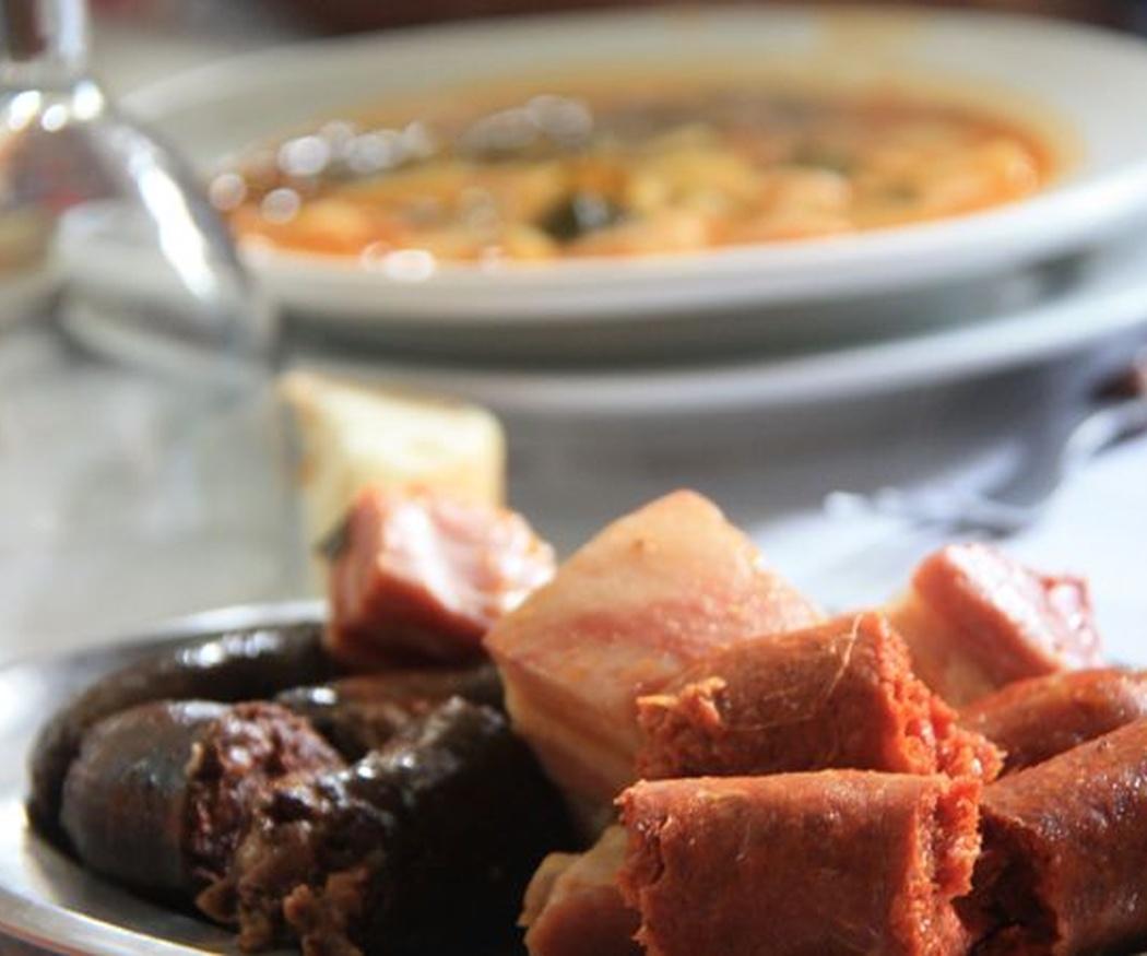 Los cinco platos tradicionales de Asturias