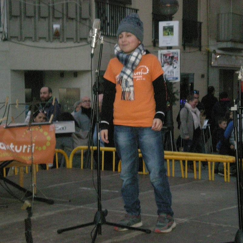 Concert Fira de Nadal Cardedeu 2019: Escuela de música i Expresión  de Can Canturri