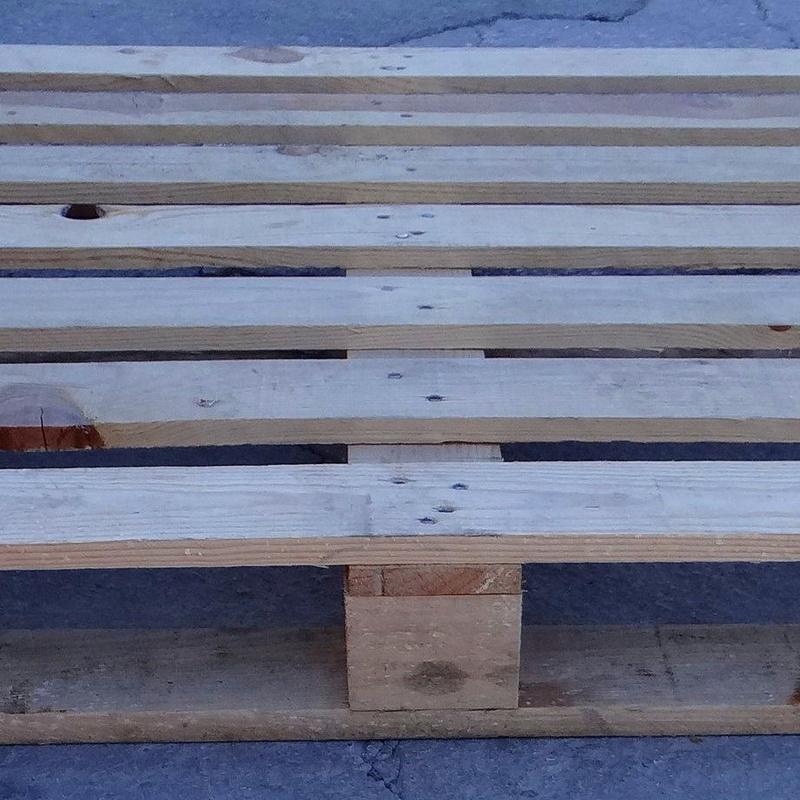 Palet 1000 x 1200 Fuerte: Productos y Servicios de Palman, S.L.