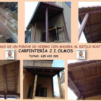 Casas de madera para jardín
