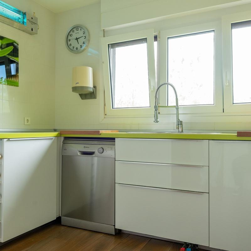 Instalaciones: Servicios de Residencia Eguzki