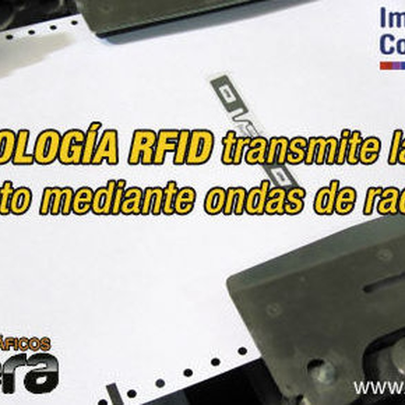 RFID (Identificación por radiofrecuencia)