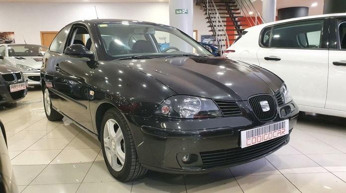 SEAT IBIZA 1.4i 100CV ¡¡ IMPECABLE!! 100000km!!: Compra venta de coches de CODIGOCAR