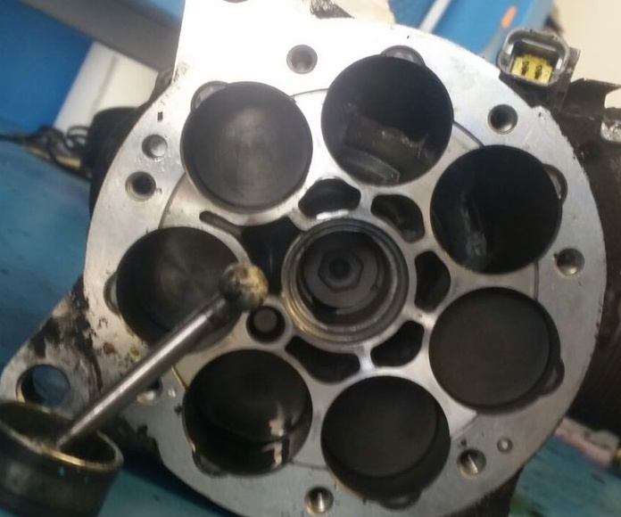 Reparaciones de aire acondicionado: Servicios de Leiva Taller