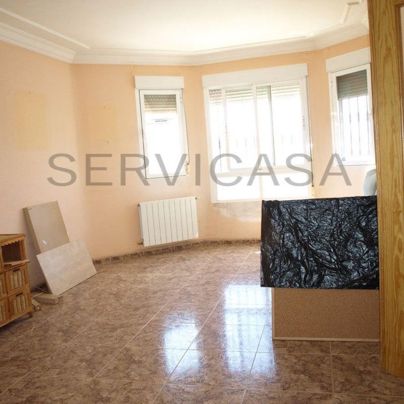 Adosado en venta 105.000€: Compra y alquiler de Servicasa Servicios Inmobiliarios