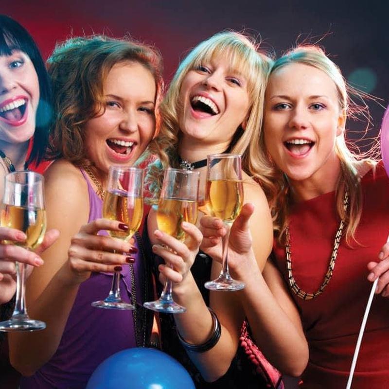 Cumpleaños, jubilaciones y despedidas: Productos y servicios de A'Cañota