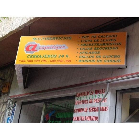Otros servicios: Servicios de Multiservicios aSuperlópez