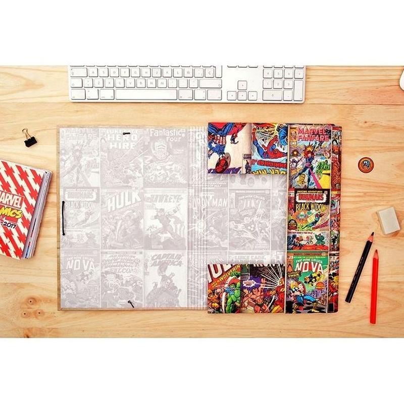 Carpeta Gomas C. Premium Marvel Comics 8435107808006