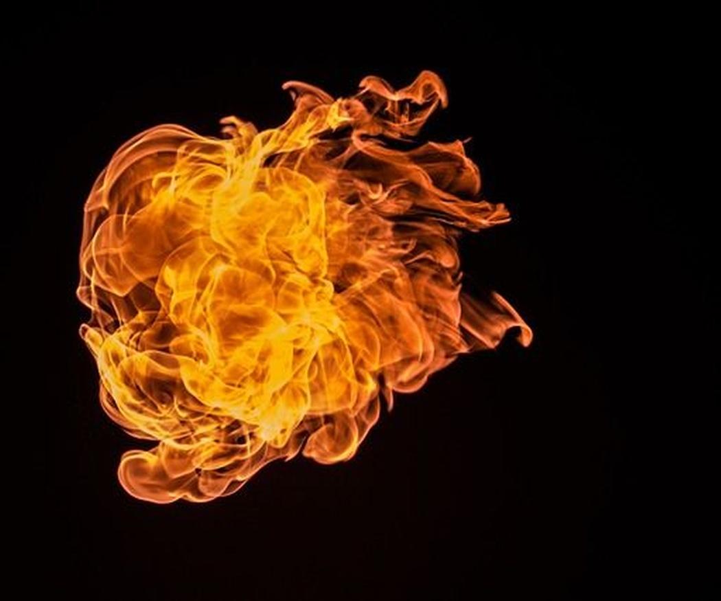 Así es el proceso de una incineración
