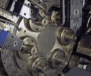 Piezas y moldes para la Industria del vidrio