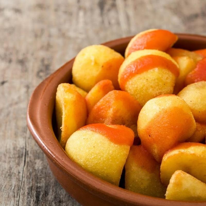 Patatas: Carta de La Tabacalera