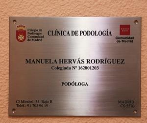 Galería de Podólogos en Madrid | Podólogo Mirabel 34