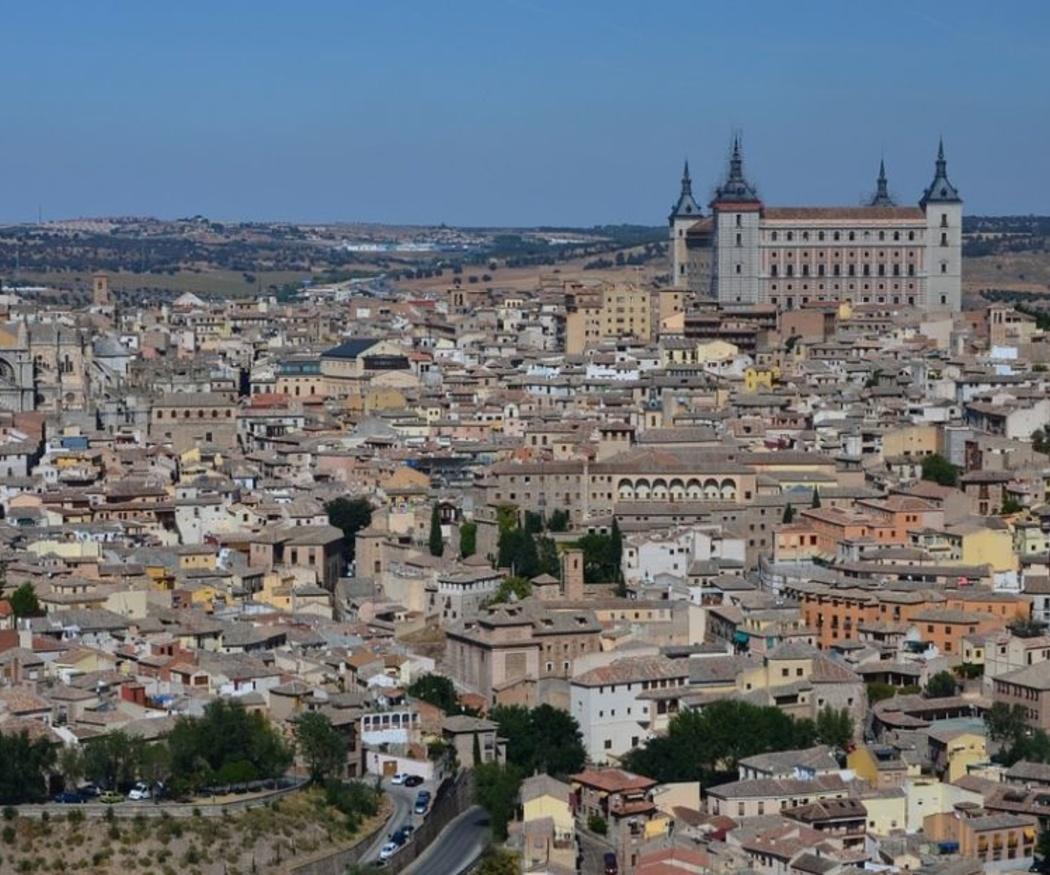 Toledo, a un paso de Madrid