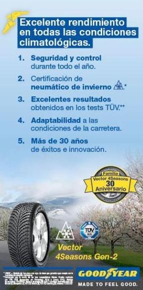 La importancia de un buen neumático
