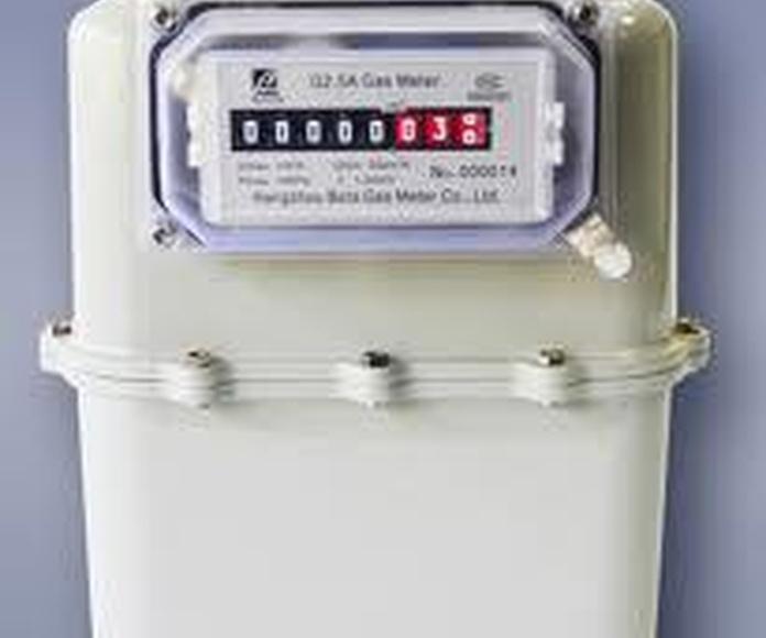 Instalación de Gas: Servicios de Fontanería Tavio