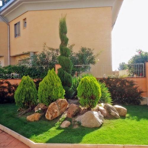 Diseño de jardines en Ávila
