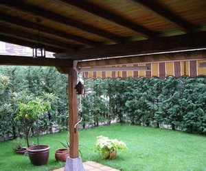 Pérgolas para jardín en Salamanca