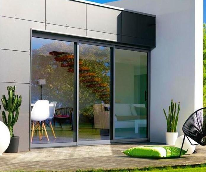 Ventajas de las puertas y ventanas de aluminio