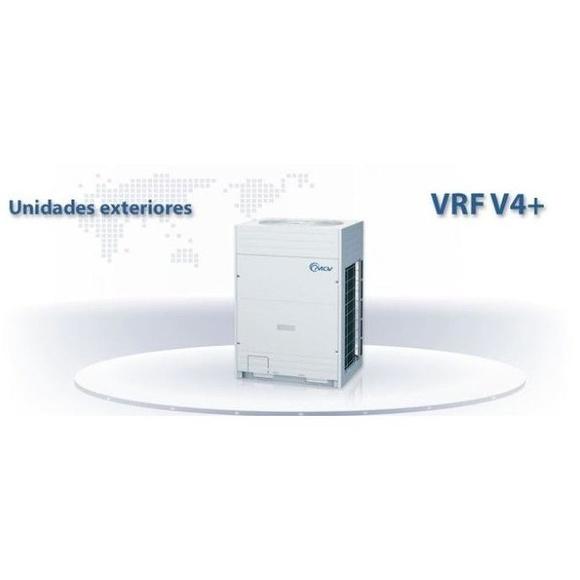 Unidades exteriores VRF 2 tubos V4+: Aire Acondicionado y Estufas de Clima Confort Castilla