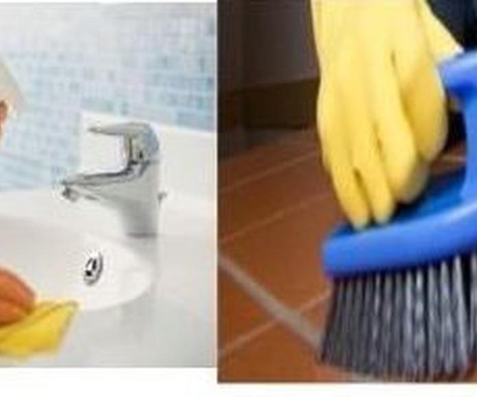 Servicios limpieza en Tenerife
