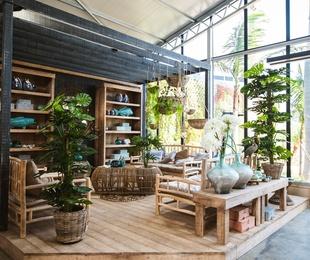 Muebles de exterior y decoración