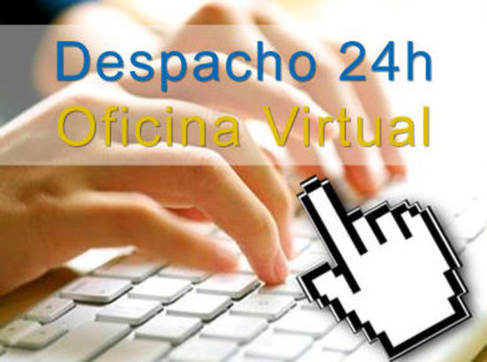 Despacho Virtual }}