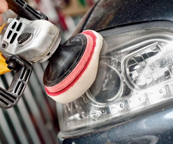 Pulido de faros: Productos y Servicios de Glassdrive Getafe