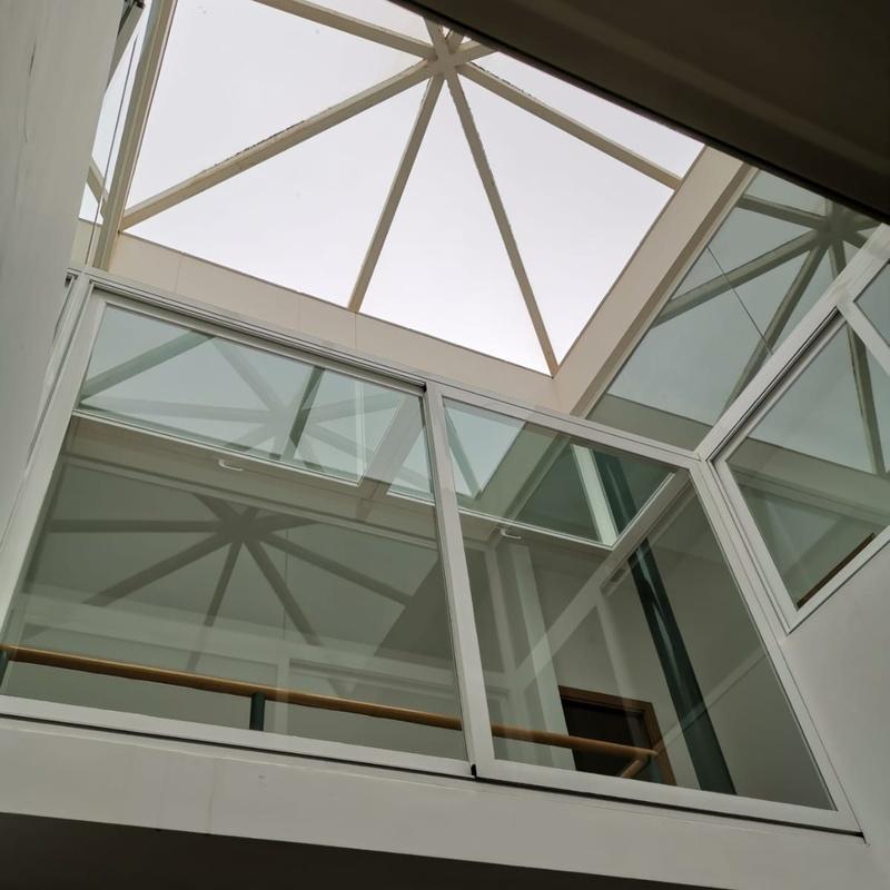 Limpieza cristales en altura: Catálogo de Duolimp
