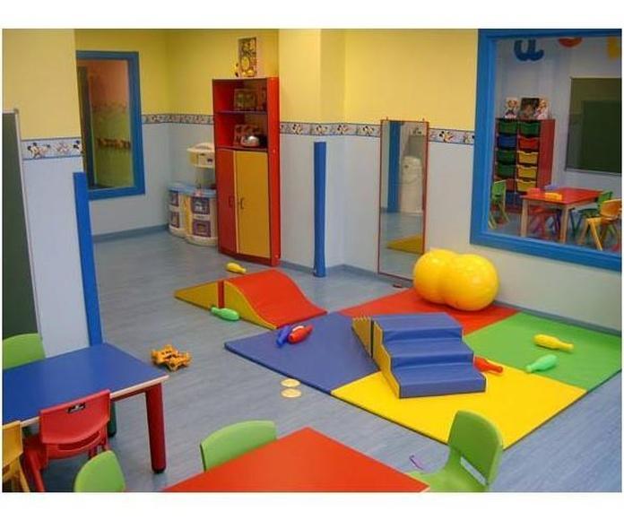 Instalaciones: Nuestros servicios de Peques School