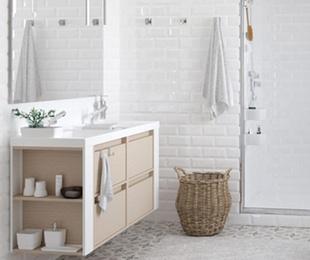 Ideas para compartir baño