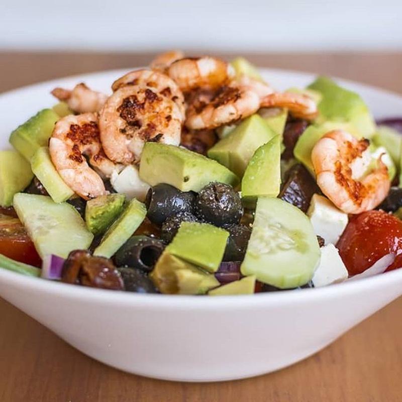 Ensaladas: Nuestra carta de Restaurante de Comida Saludable Jengibre Fuengirola