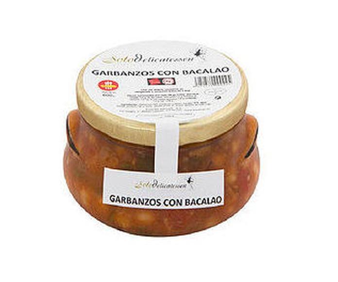 GARBANZOS CON BACALAO: Productos de Rexgosa®