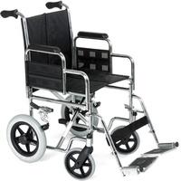 Silla de ruedas de acero económica Classic 300